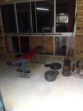 Gym set up Greenbank Logan Area Preview