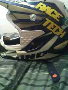 ONE industries motocross helmet Raby Campbelltown Area Preview