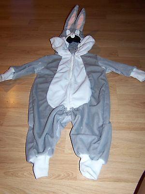 Size 18-24 Months Warner Bros. Studio Store Bugs Bunny Halloween Costume EUC](Warner Bros Studios Halloween)