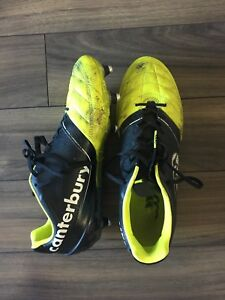 Canterbury rugby cleats/boots men's 8/ladies 9.5