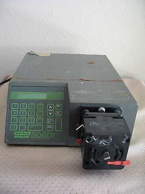 Watson Marlow Digital Pump 505 Di W A Pump Head