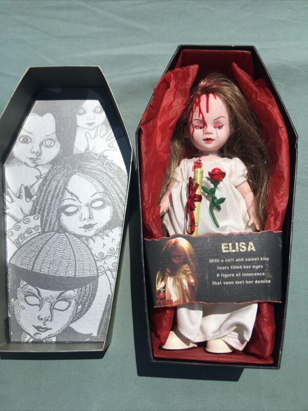 Living Dead Dolls Mezco Series 9 Elisa LDD Rare!!