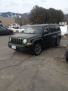 2009 Jeep Patriot NEW PRICE