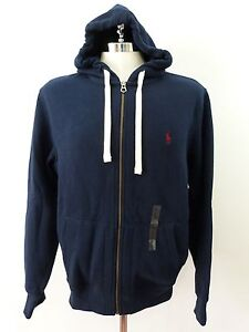 Men's Polo Ralph Lauren Classic Sweatshirt Hoodie Sizes Sm-XXL NWT