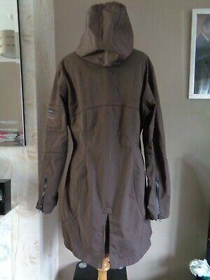 Ilse Jacobsen Hornbæk Water Repellent & Breathable Raincoat Eur 42 UK 16