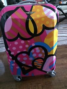 ROCKLAND SUITCASE CARRY ON 20""