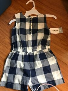 Brand new Carter's 12 months girls outfit
