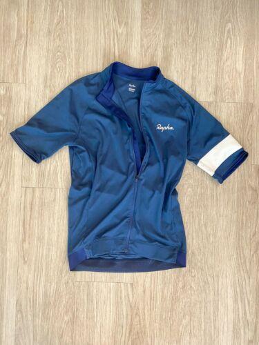 Rapha Core Cycling Jersey Medium M Navy Marl (COR04XXNBMMED)