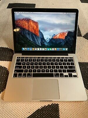 "Apple MacBook Pro A1502 13.3"" Laptop - MF840LL/A 2.7ghz 256gb 8gb"