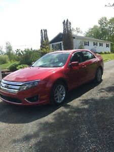 2010 Ford Fusion SEL ONE OWNER !! PRICED TO SELL