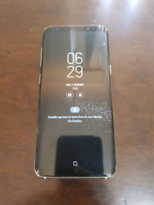Samsung Galaxy S8 Plus 64GB Gold Unlock Warranty