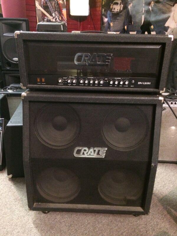 Crate 4-12 speaker cabinet