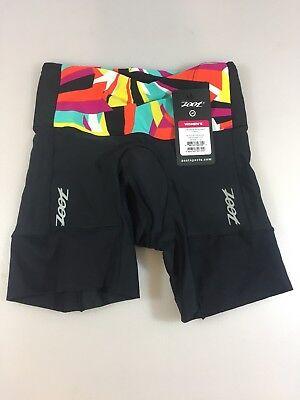 Zoot Womens Performance 6in Tri Shorts XSmall XS (5919)