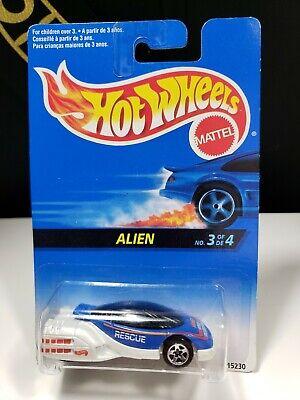 1996 HOT WHEELS SPACE SERIES ALIEN - P2