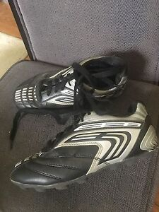 Children's size 13 soccer cleat