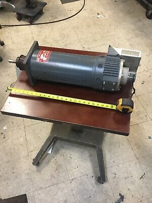 230 Volt Dc Permanent Magnet Motor Generator Great For Wind Turbines Windmills