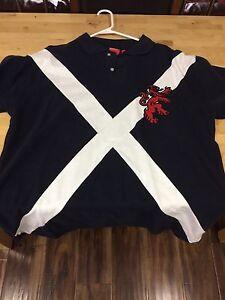 Scotland shirt, never worn size xl Edmonton Edmonton Area image 1
