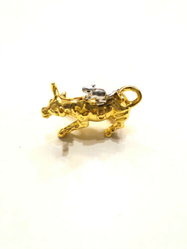 Feng Shui Mini Rat Ox Wealth Enhancer Perfect Partnerships to Attract Big Wealth