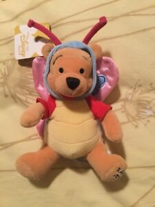 Brand New Disney MBBP Butterfly Pooh