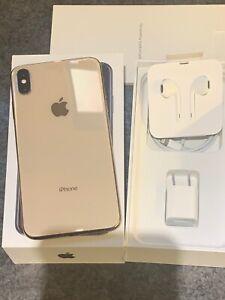 iPhone XS Max 256gb factory unlocked *NEW