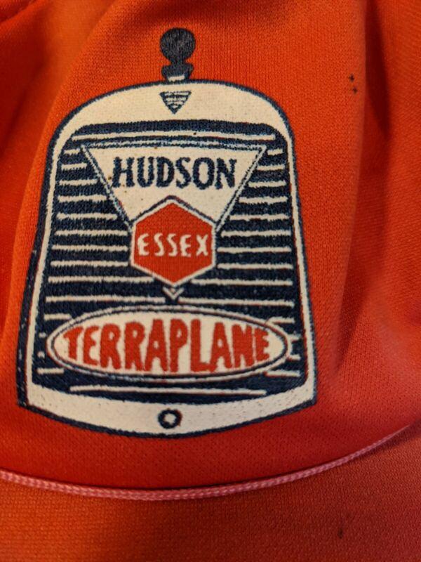 HUDSON ESSEX TERRAPLANE HAT w/ WHITE TRIANGLE LOGO