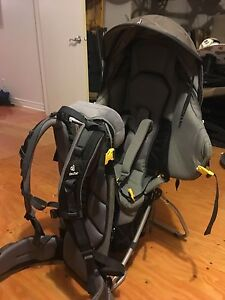 Sac de hiking Deuter kid comfort III