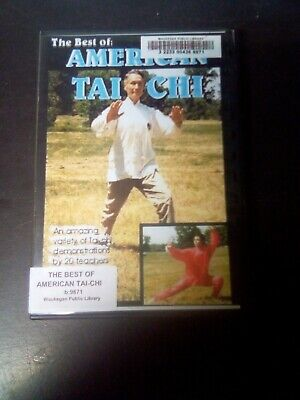 The Best American Tai Chi DVD Ex Rental