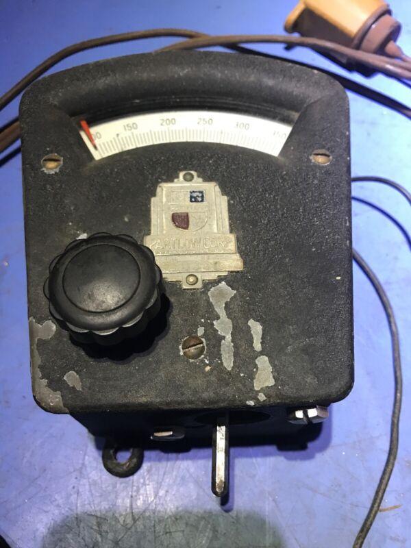 Partlow Temperature Controller  100-350'
