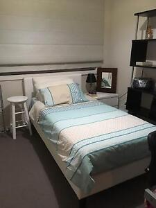 Bedroom for rent in family house