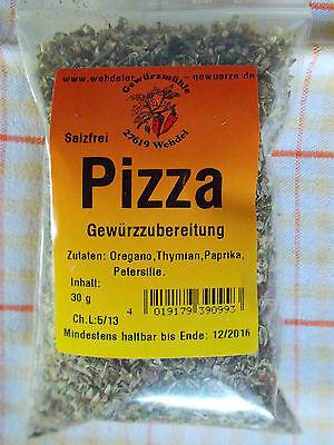 Jede Küche (Kräuter für jede Küche - Bohnenkraut, Rosmarin, Thymian, Oregano, Pizza, Wild)