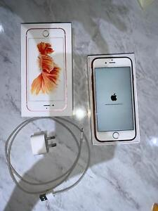 Unlocked iPhone 6S 64GB Rose gold (Used)  in immaculate condition