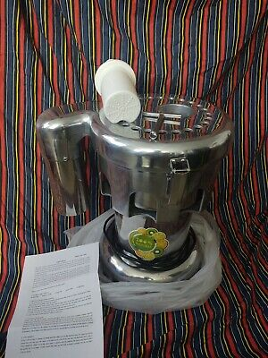 Lj Ny Wf-a2000 Commercial Juice Extractor Stainless Steel Juicer Juice
