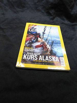 National Geographic  -  März 2003  -  Kurs Alaska