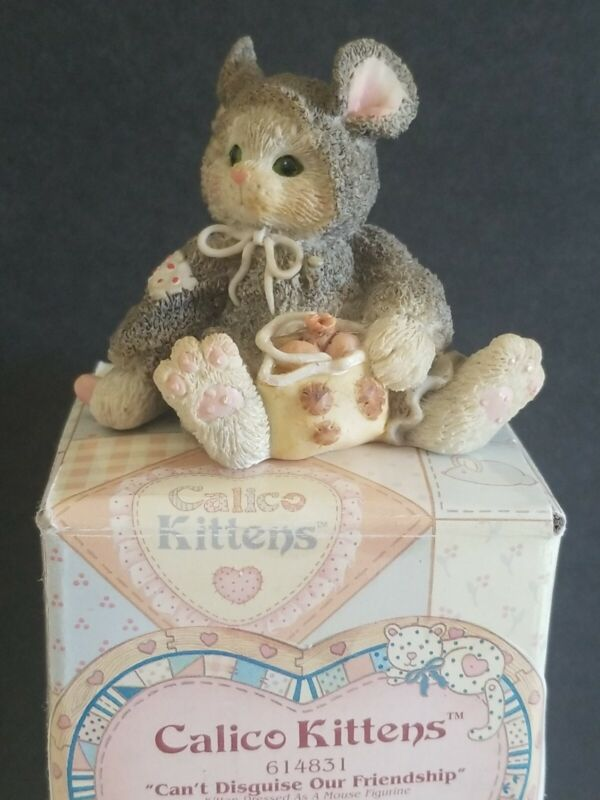 """CALICO KITTENS 1994 """"CAN"""