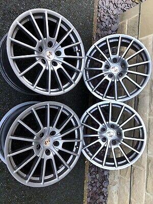 "Geniune Porsche Panamera Sport 20"" Alloy Wheels"