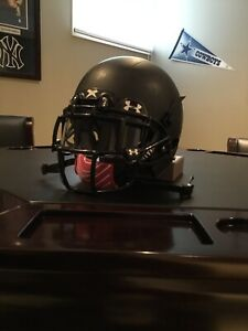 Adult large Xenith X2E football helmet (ready for field use)