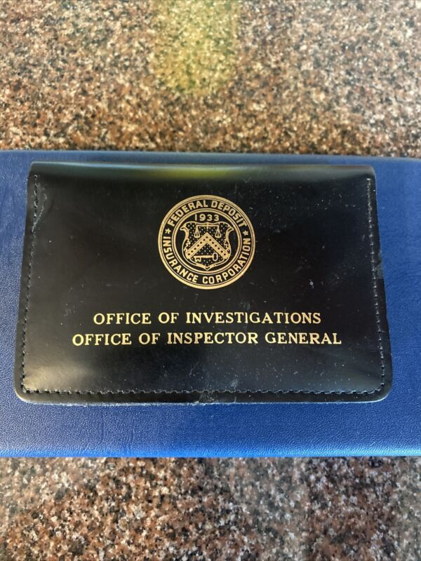 FDIC OOI OIG Credential Case