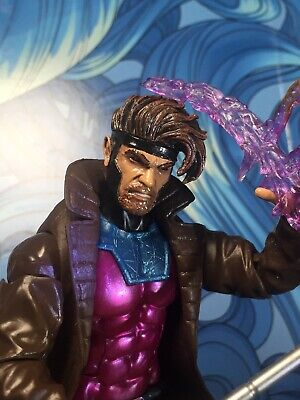 Marvel Legends Custom #118 NEW GAMBIT w/o Cigarette Head ONLY Cast UnPainted!!!
