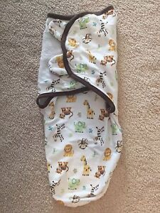 Baby swaddler & baby boy clothes