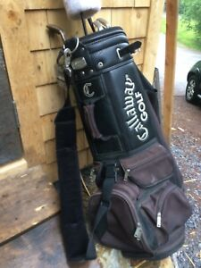 Callaway Golf bag and Golf clubs
