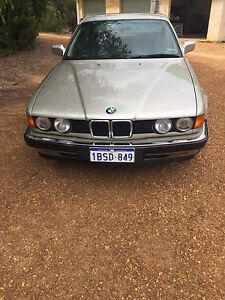 1991 BMW 735i Cowaramup Margaret River Area Preview