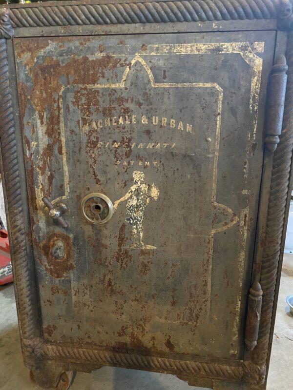 1870's Macneale & Urban Safe