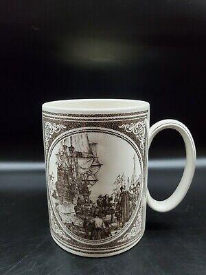Wedgwood  Commemorative Mug  The Mayflower Mug