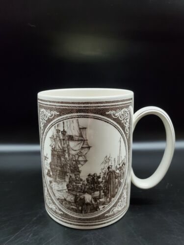 Wedgwood  Commemorative Mug  The Mayflower Mug