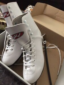 New Hespeler Leather Skates Sz 5