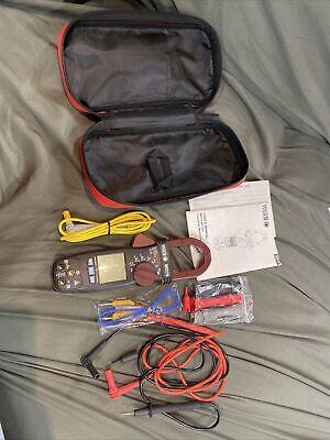Matco Md79 600 Amp Multimeter Clamp