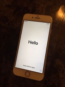 iPhone 6s 128gb locked to Rogers