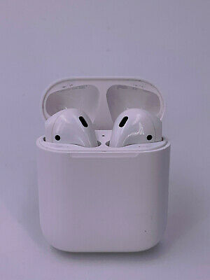 Apple Airpods Charging Case w/ Gen 1 Airpods