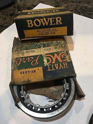 M1208EL Bower Hyatt New Cylindrical Roller Bearing 1208-TS for sale  Mission