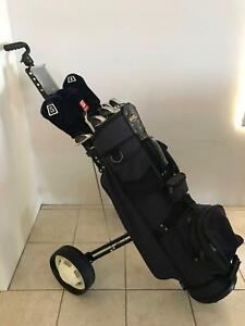 Ladies Golf Clubs, Bag & Cart